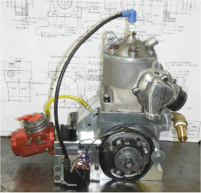 Vindicator Standard Ignition