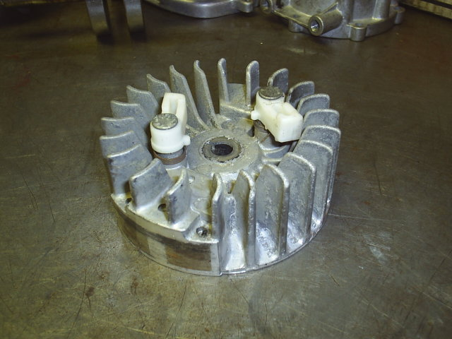 Stock C-50 Flywheel